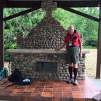 Guelph Walking Pilgrimage 2016 — rabbit, monkey and turtle