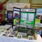 Ecumenical service at local fair