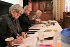 Bishop Michael departs from traditional Bishop's charge: Asks Synod delegates to create OUR charge for 2017