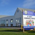Community centre opens in grand style