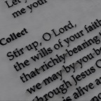 God's world needs a heavy dose of stirring up