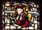 Through a Canadian stained glass window – Woman's Auxiliary Founder, Roberta Elizabeth Odell Tilton