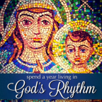 Spend a year in God's rhythm