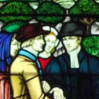 Through a Canadian stained glass window – Robert Addison, the First Resident Missionary of Niagara