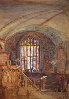St.Mark's 1911 interior