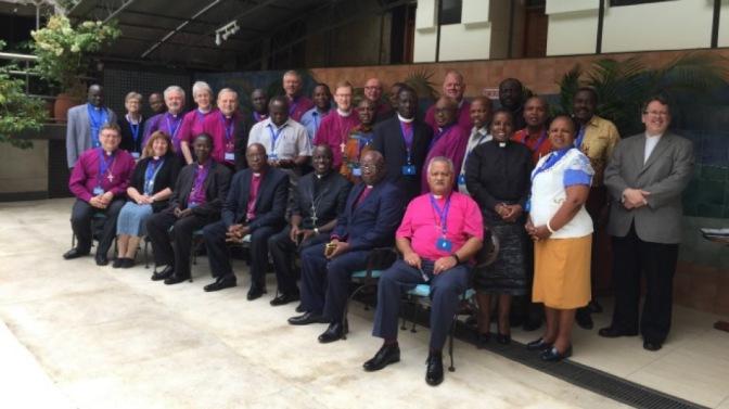 bishops in Kenya