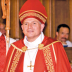 Bishop stepping down