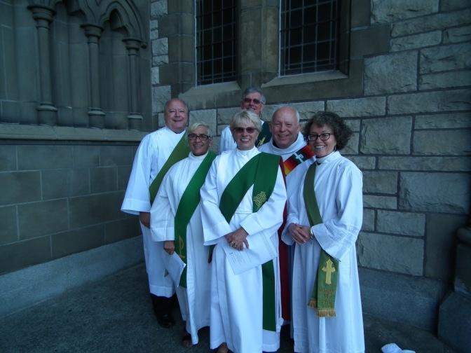 Deacons in Victoria 1