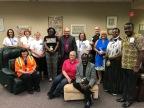 African delegation visits diocese