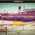 "In conversation about … ""Bless the City""  Downtown Park Project, Port Colborne"