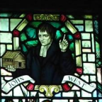 Through a Canadian stained glass window – John West