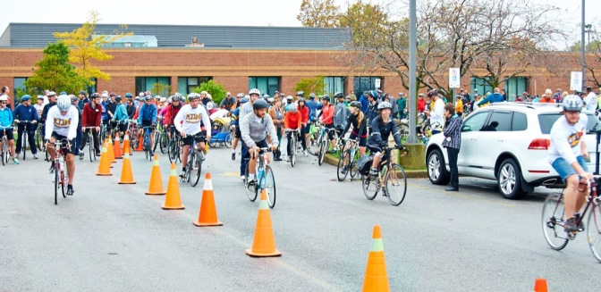 Ride For Refuge, Micah House, HOG, Meeting House, East Hamilton, bicycle