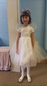 Xmas P1 angel Julie