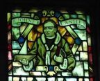 Through a Canadian stained glass window – John Antle