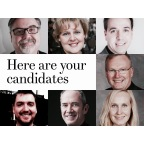 Here are your candidates Niagara –  Diocese to elect Coadjutor Bishop Saturday March 3, 2018