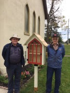 Little library makes big contacts