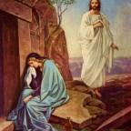 An Easter encounter … through my imagination