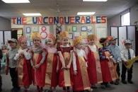 Bp 38 kids at Incarnatio little bishops at incarnation