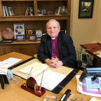 Fare thee well, Bishop Michael… Newfoundland style