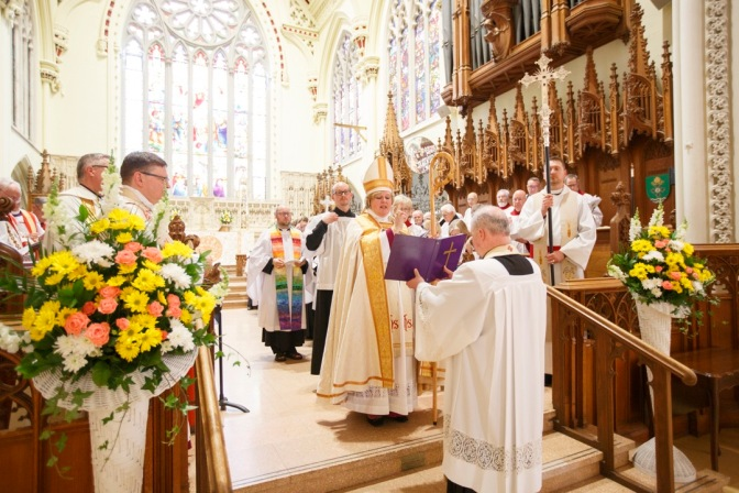 Consecration of Susan Jennifer Anne Bell to the Sacred Order of Bishops Diocese of Niagara
