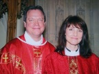In conversation with … a husband and wife team:  The Reverends Sue-Ann and Jeff Ward