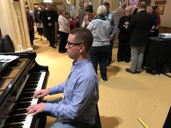 Synod 3 musican