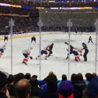 Three hockey players … three life messages