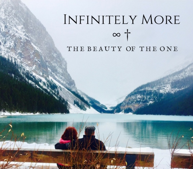 Infinitely More The Beauty Of The One - Cover - high res