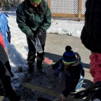 Ash Wednesday children's program both fun and educational – The Kids' Spirit team, Grace Church Milton