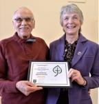 Gold for greening – Parish reaches top pinnacle