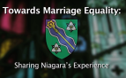 Niagara's experience of equal marriage