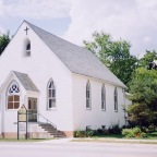 Historic Anglican church marks 185 years of ministry