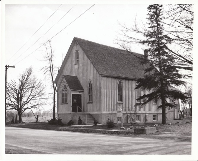 Stewarttown - St. John's 1958