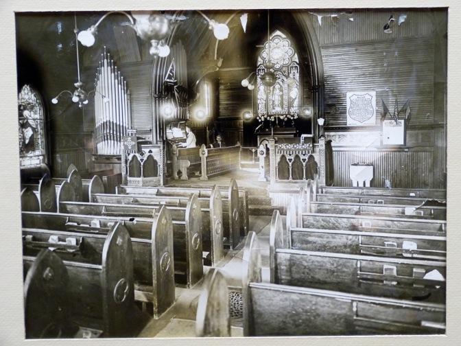 SLB 3 Interior ca 1930