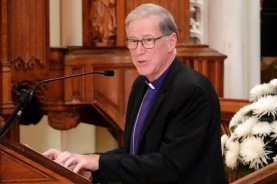 Archbishop Fred Hiltz shares his memories of Peter