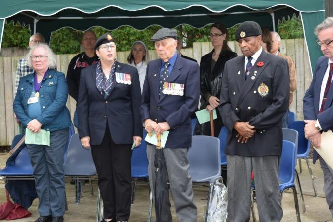 Service Participants