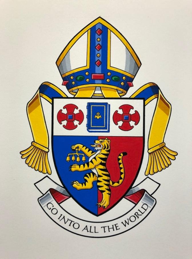 Bishop Bell Arms