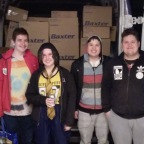 St. John the Evangelist Annual Youth Group Hallowe'en Food Drive