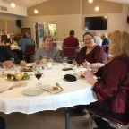 The Transfiguration– Reaching Into the Community