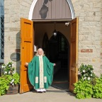 In-Person Worship Services Resume Across Diocese
